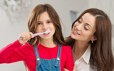 Dental Brushing For Kids